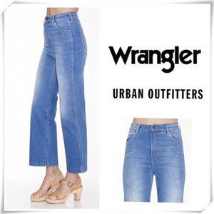Wrangler Hi Bells Urban Outfitters